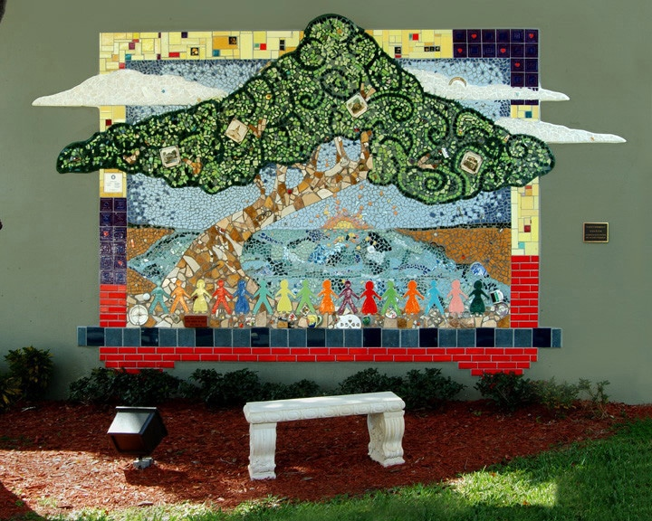 Hospice Mosaic